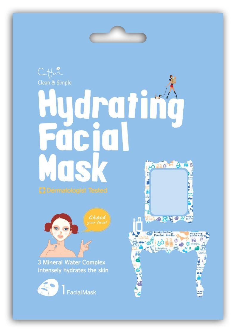 Cettua Hydrating Mask