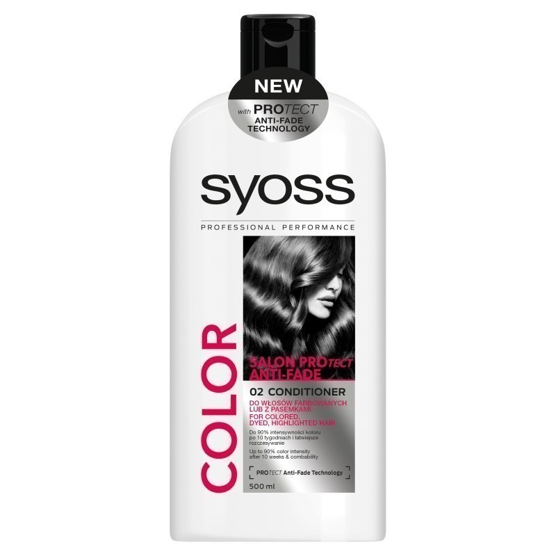 Syoss Color Salon Protect Anti-Fade