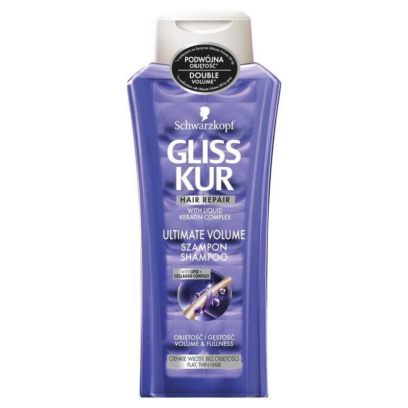 Gliss Kur Ultimate Volume