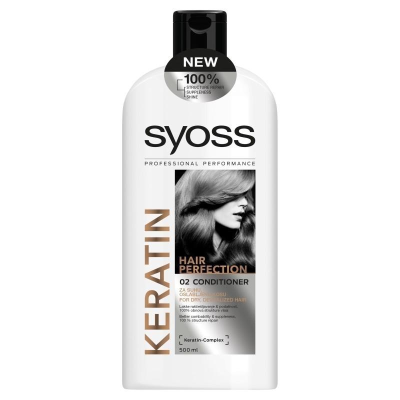 Syoss Keratin Hair Perfection
