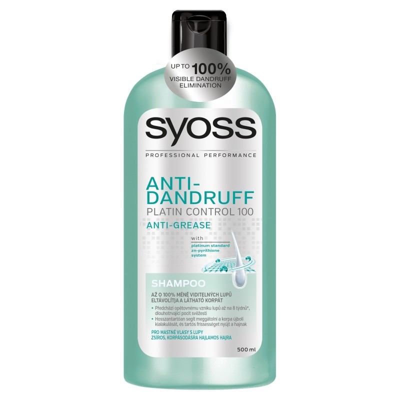Syoss Anti-grease Anti-Dandruff
