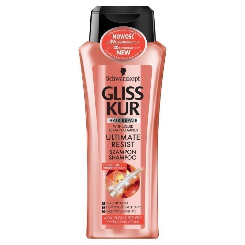 Gliss Kur Ultimate Resist
