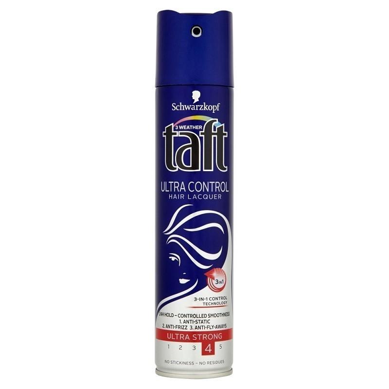 Taft Ultra Control Ultra Strong