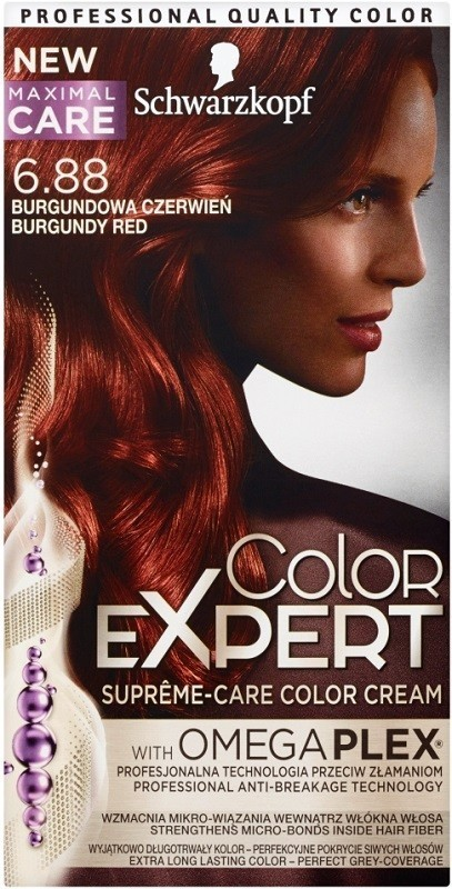 Schwarzkopf Color Expert 6.88