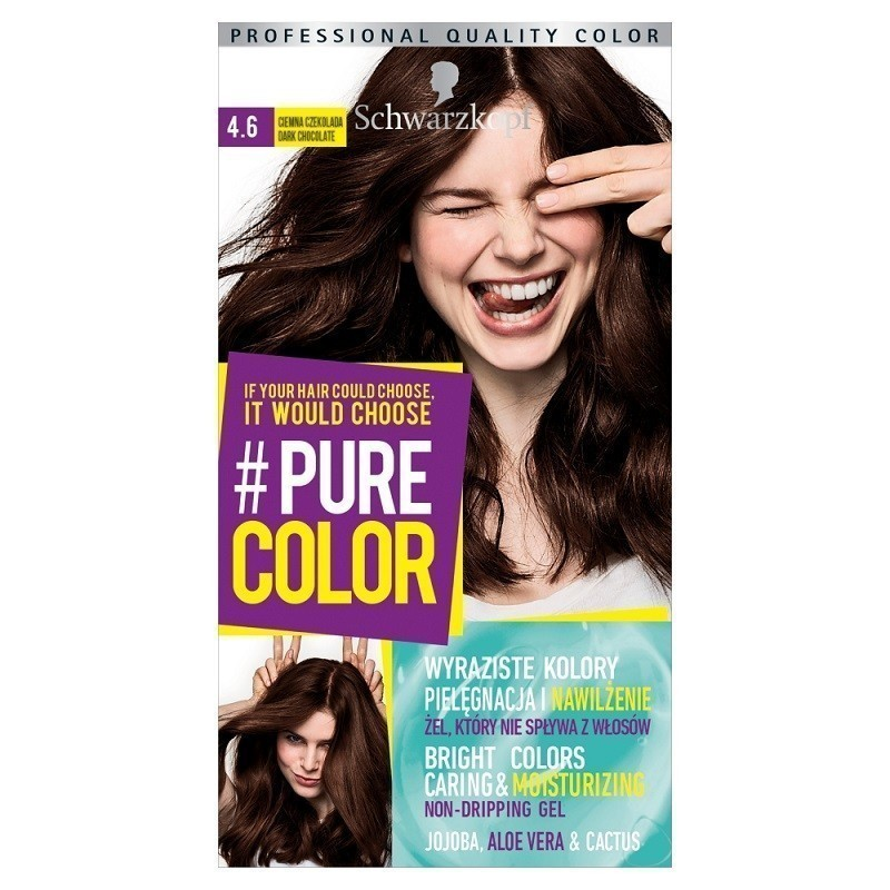 Schwarzkopf Pure Color 4.6