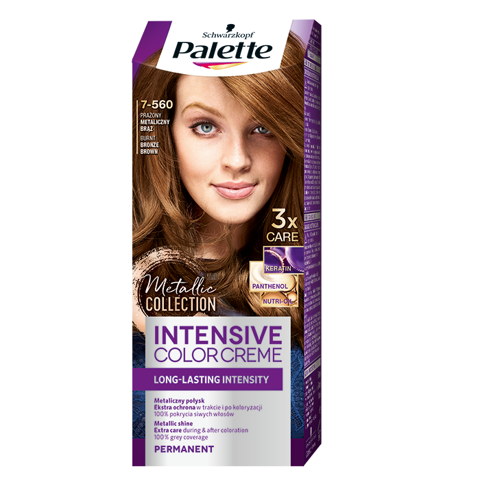 Palette Intensive Color Creme 7-560