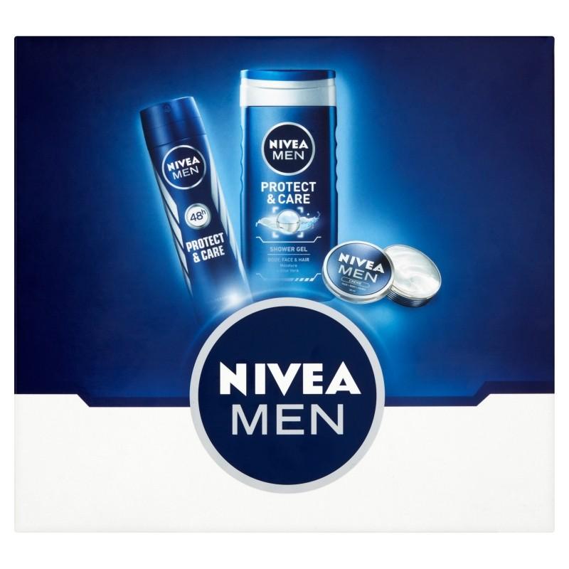Nivea for Men Protect&Care XMASS