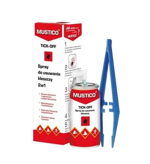 Mustico Tick-Off
