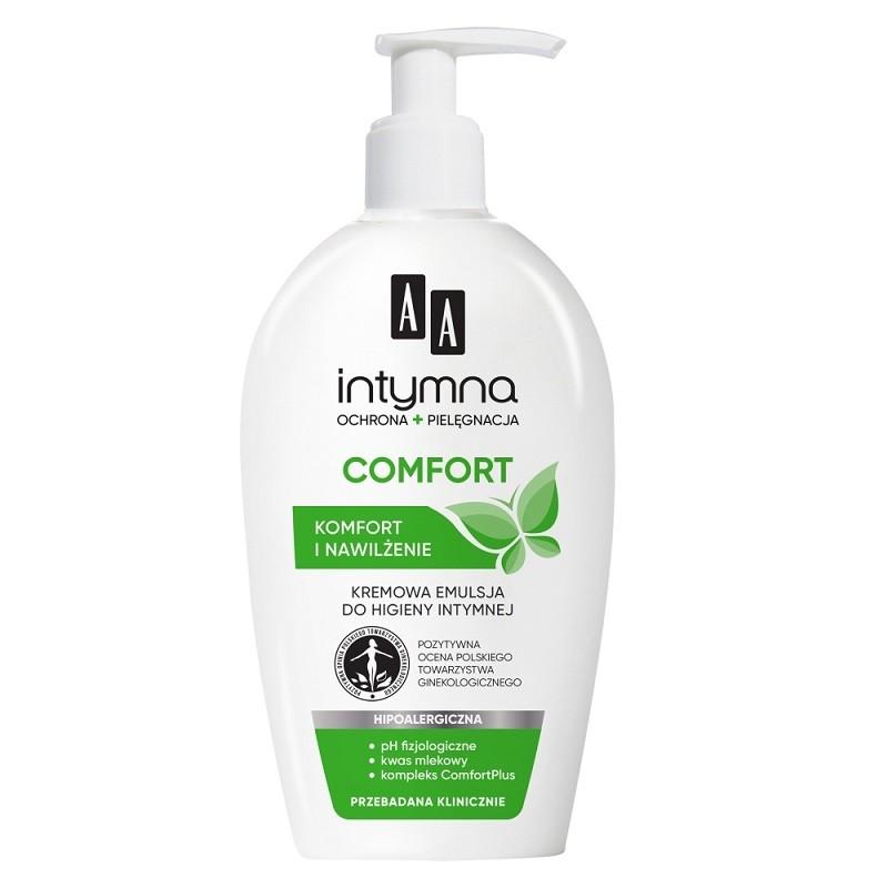 AA Intymna Ochrona&Pielęgnacja Comfort