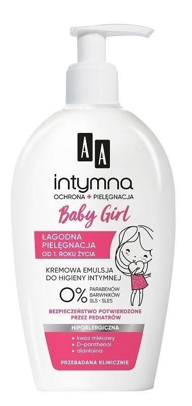 AA Intymna Ochrona&Pielęgnacja Baby Girl
