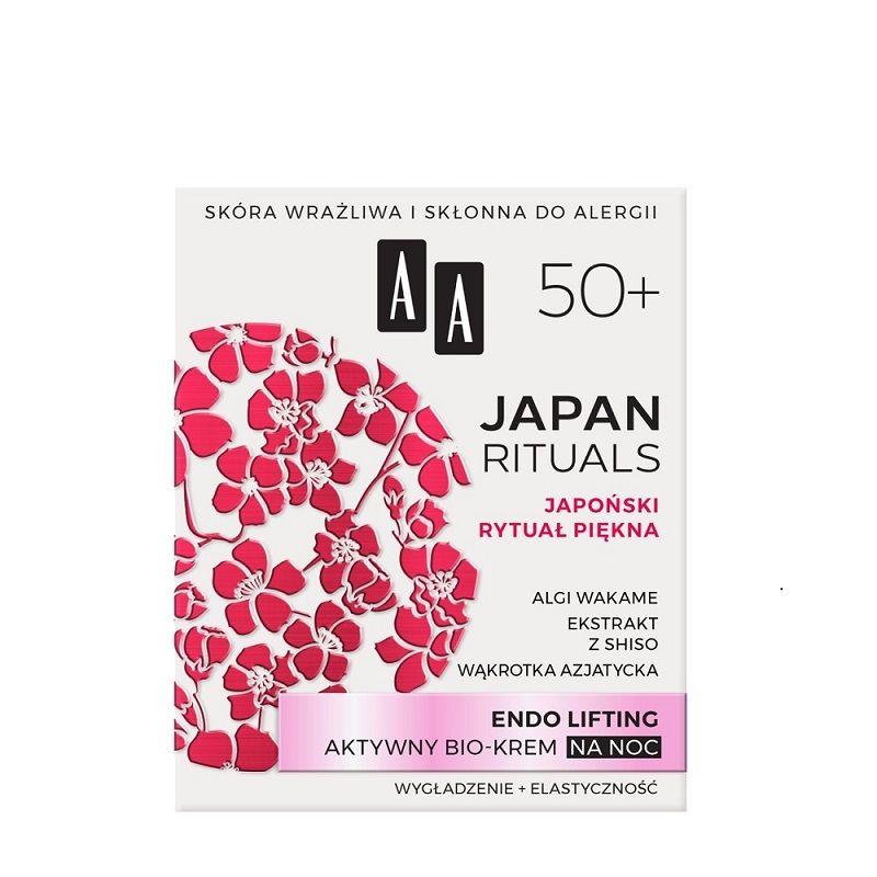 AA Japan Rituals Endo Lifting 50+