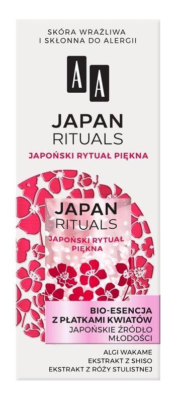 AA Japan Rituals Japońskie Źródło Młodości