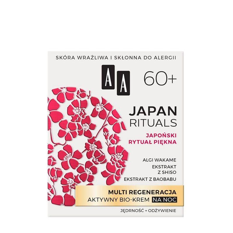 AA Japan Rituals Multi Regeneracja 60+