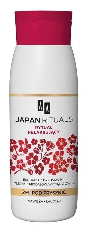 AA Japan Rituals Relaksujący