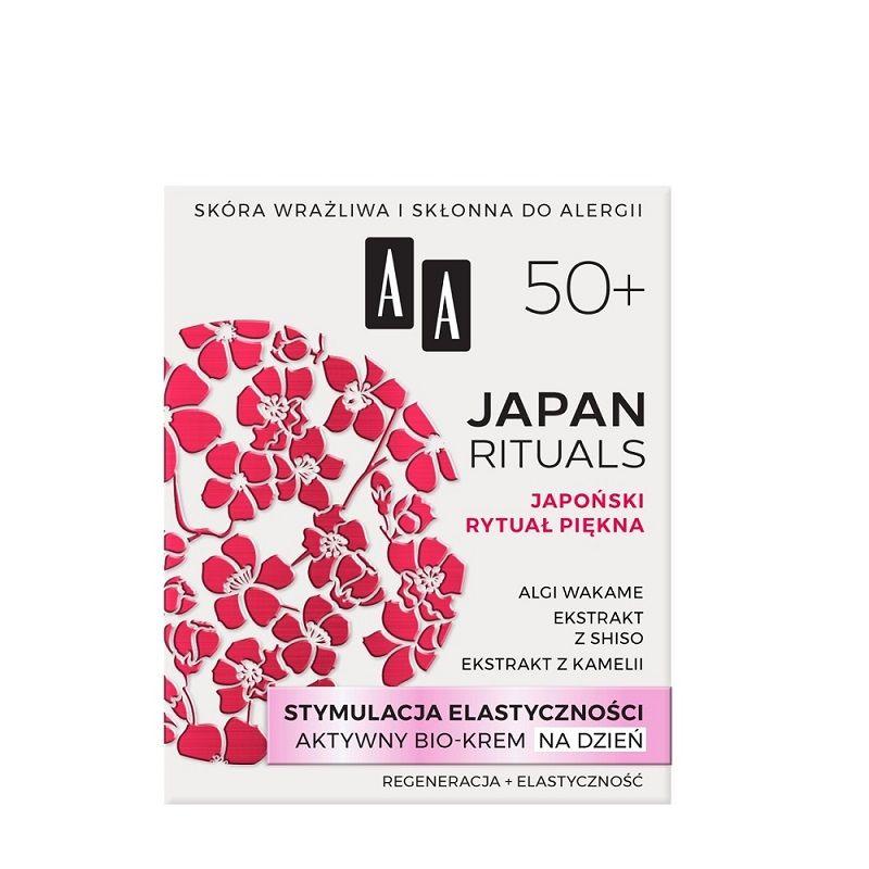 AA Japan Rituals Stymulacja Elastyczności 50+