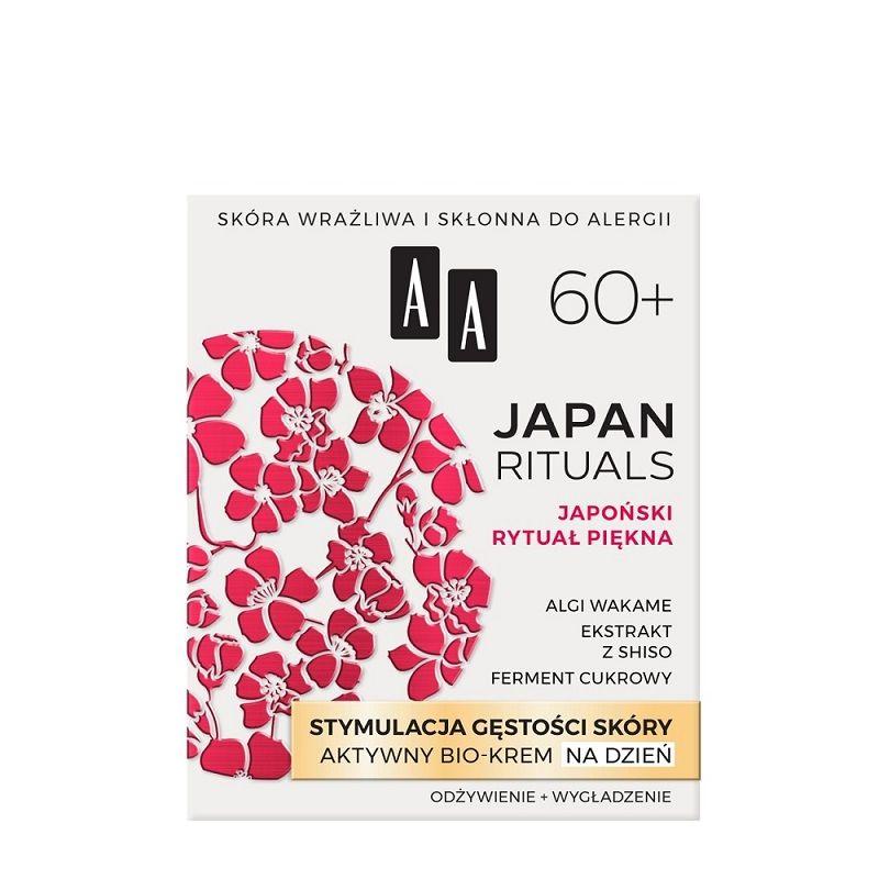 AA Japan Rituals Stymulacja Gęstości Skóry 60+