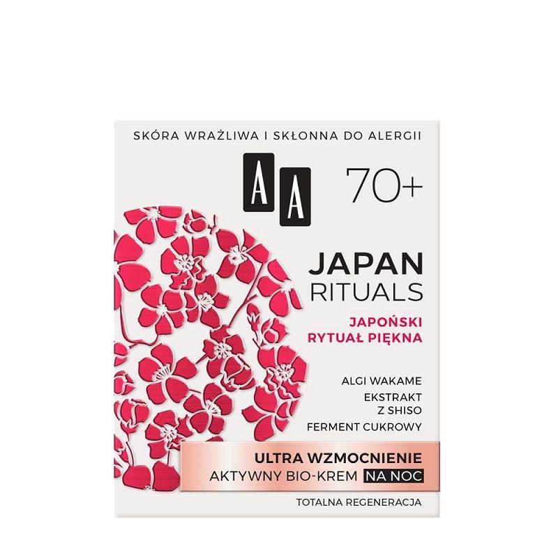 AA Japan Rituals Ultra Wzmocnienie 70+