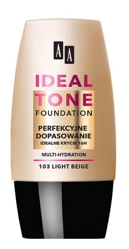 AA Make Up Ideal Tone Foundation