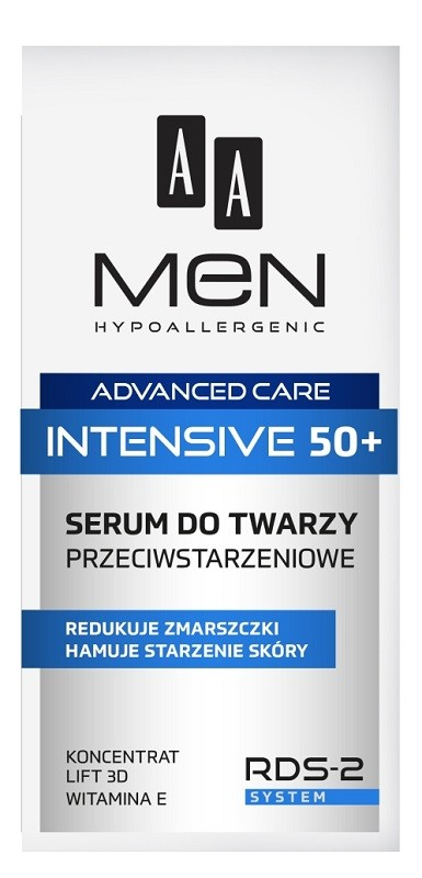 AA Men Advanced Care Intensive 50+