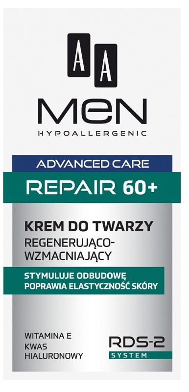 AA Men Advanced Care 60+