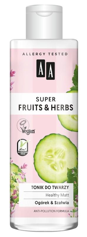 AA Super Fruit & Herbs Healthy Matt