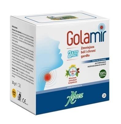 Aboca Golamir 2 ACT 20 Tabletek