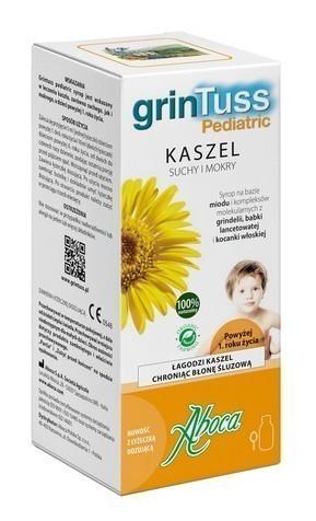 Aboca GrinTuss Pediatric Syrop