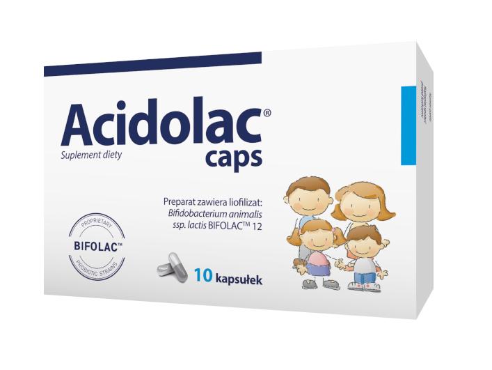 Acidolac Kapsułki