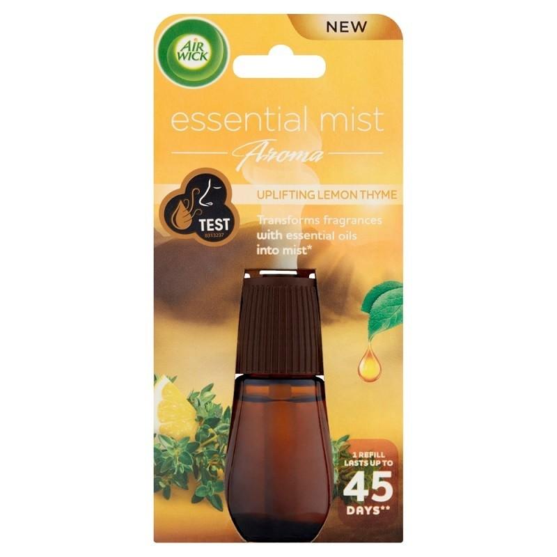Air Wick Essential Aroma Mist Tymianek Cytrynowy