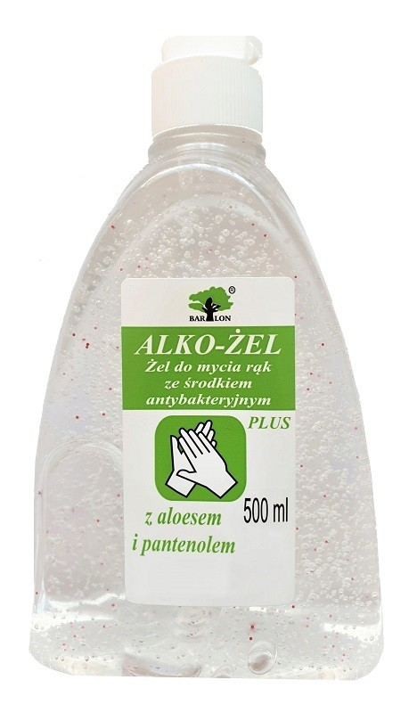 Alko-Żel 500ml