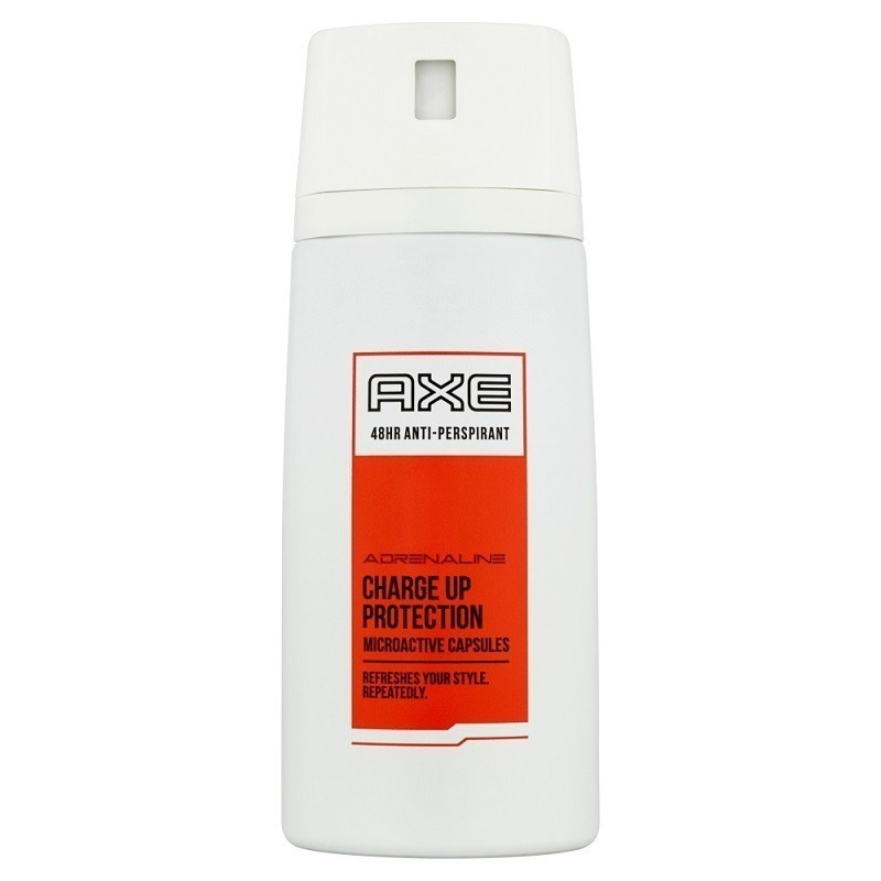 AXE Adrenaline Charge Up Protection