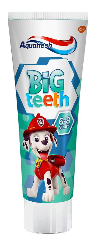 Aquafresh Big Teeth