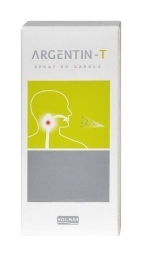 Argentin - T Spray do Gardła 20 ml