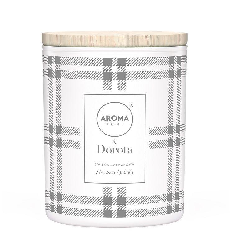 Aroma Home&Dorota Mrożona Herbata