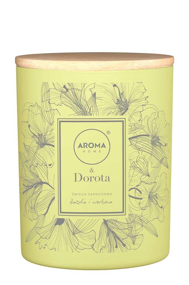 Aroma Home & Dorota Bazylia i Werbena