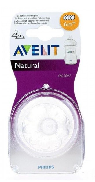 Avent Natural 6m+