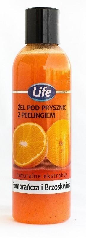 Life Pomarańcza i Brzoskwinia