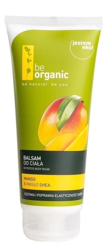 Be Organic Mango&Masło Shea