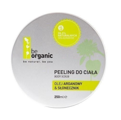 Be Organic Olej Arganowy & Słonecznik