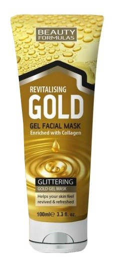 Beauty Formulas Gold Rewitalizująca