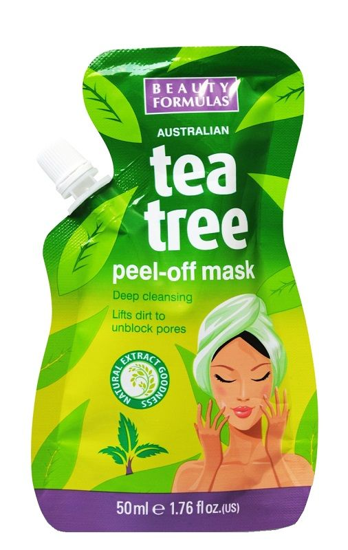 Beauty Formulas Tea Tree