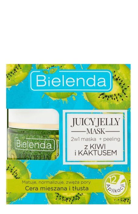 Bielenda Juicy Jelly Mask 2w1