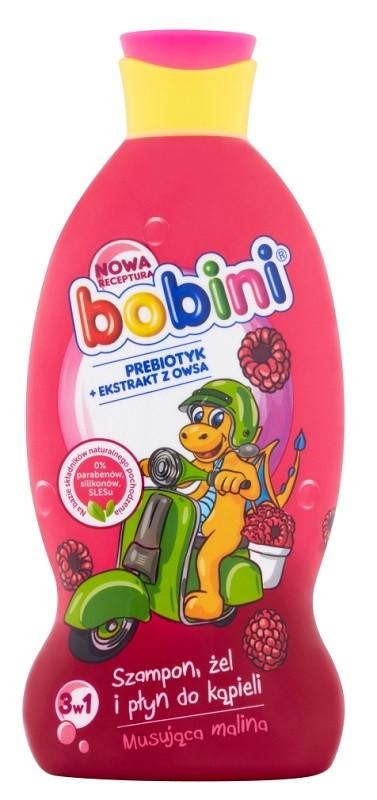 Bobini 3w1 Musująca Malina
