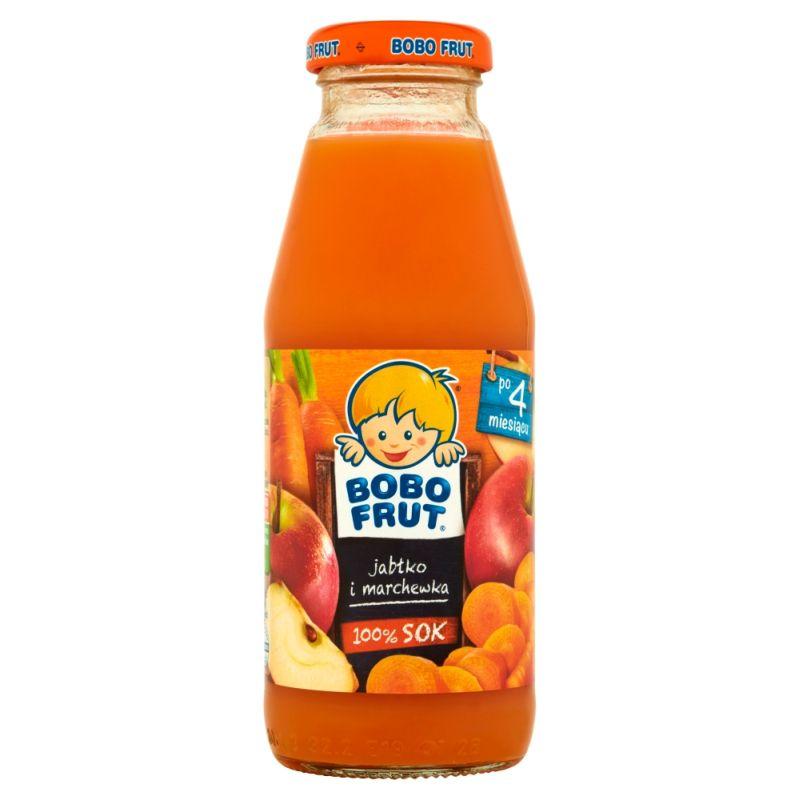 Bobo Frut Jabłko-Marchewka