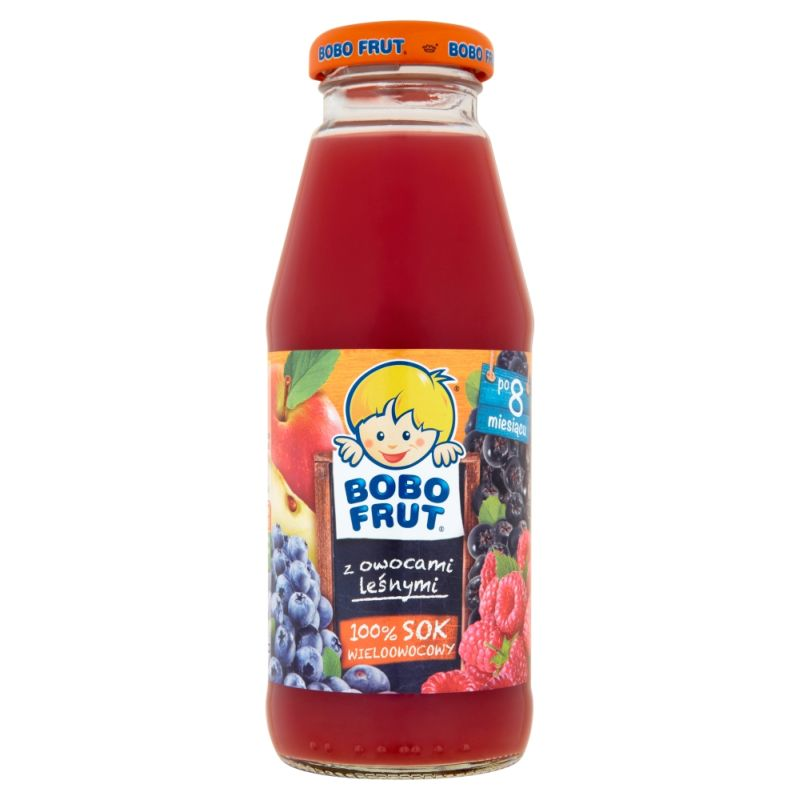 Bobo Frut Owoce Leśne