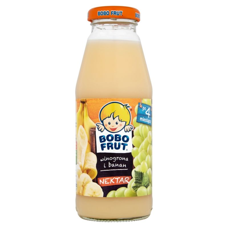 Bobo Frut Winogrona-Banan