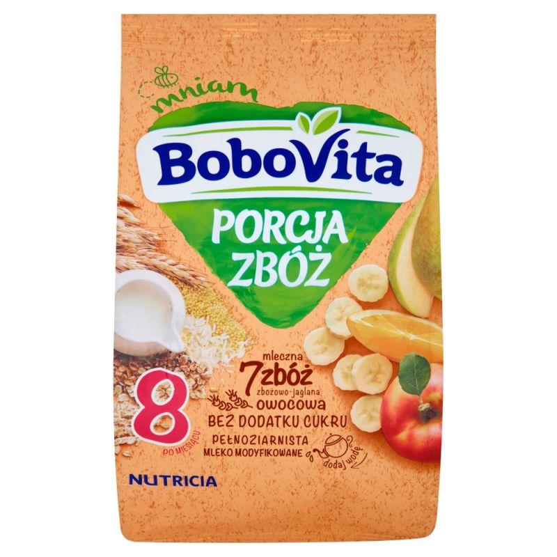 Bobovita Porcja Zbóż 7 Zbóż Owocowa