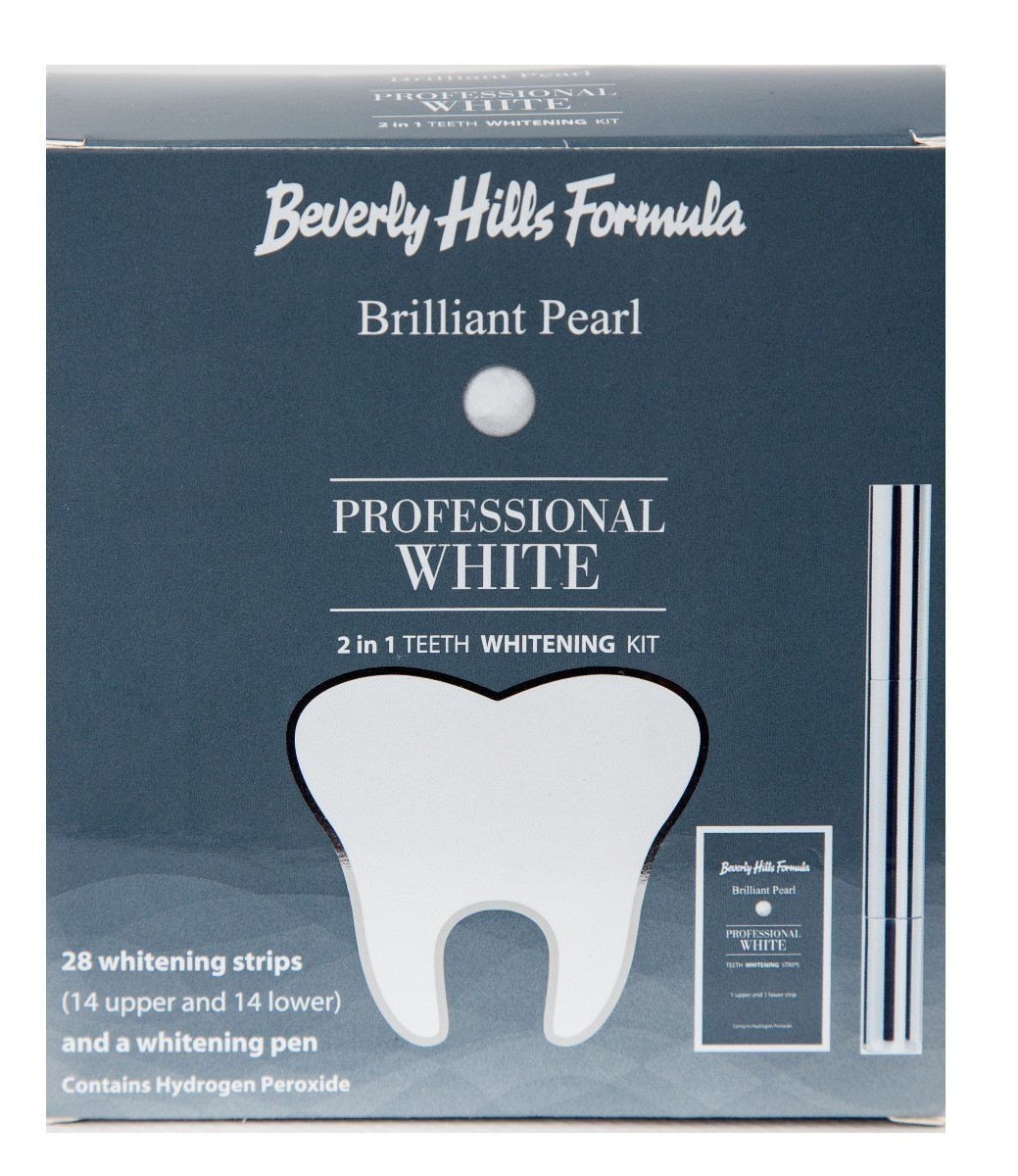 Beverly Hills Professional White Brilliant Pearl
