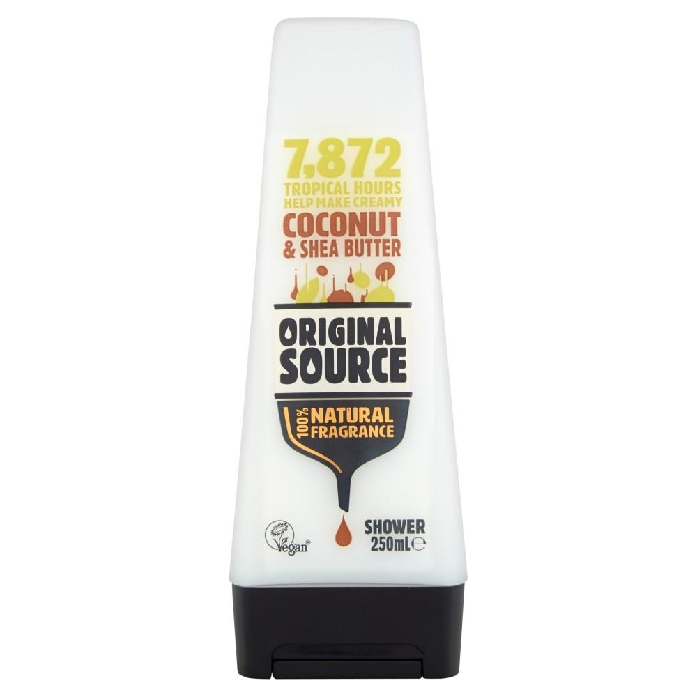 Original Source Coconut&Shea Butter