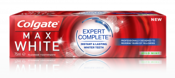 Colgate Max White Expert Complete Mild Mint